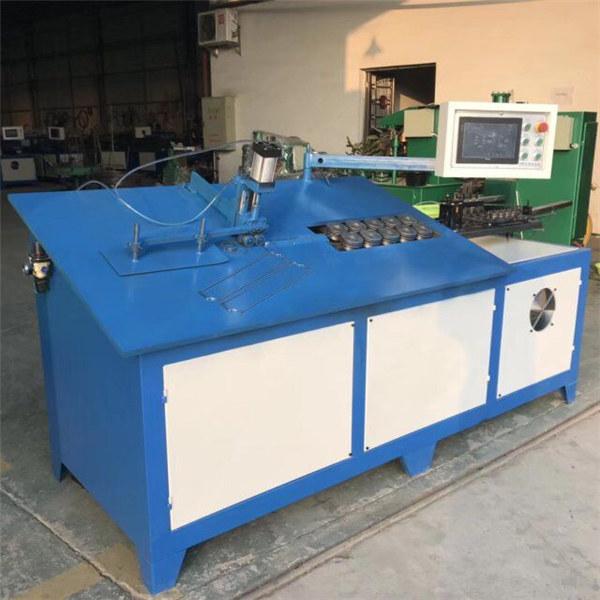 2D CNC Автоматический станок для гибки стальной проволоки