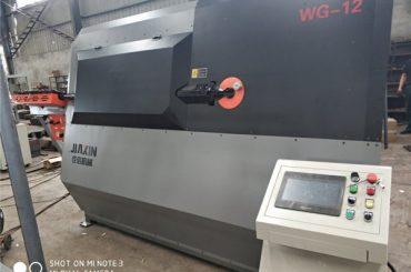 Гибочная машина провода cnc 2D 4-12mm гидравлическая автоматическая поставщик