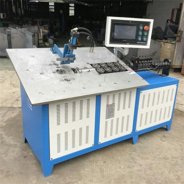 Горячая продажа автоматических 3d стальной проволоки формовочная машина с чпу 2d проволоки гибочной машины цена
