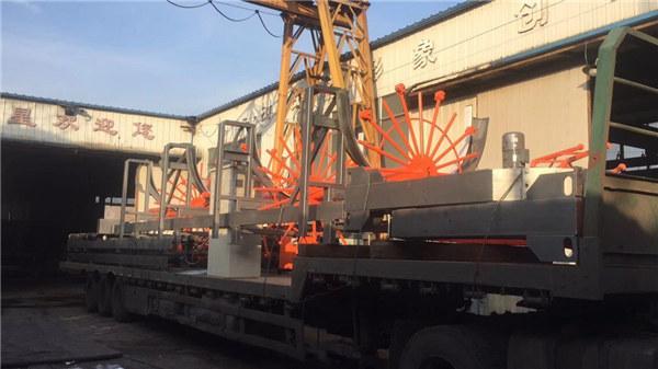 Автоматическая машина для производства стальных прутьев