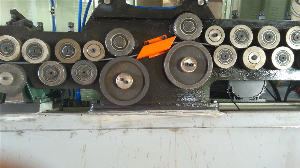 Автоматическая гибочная машина
