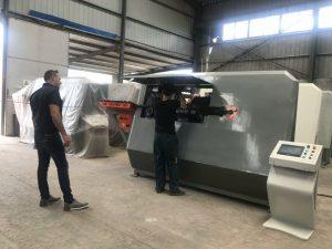 Посещение фабрики
