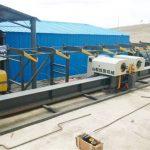 вертикальный двойной гибочный станок для арматуры, гибочный центр для арматуры, автоматический станок для гибки арматуры