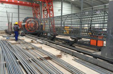 Сделано в Китае Простота в эксплуатации Надежный и прочный Контроль качества стальной арматурный каркас сварочный аппарат и арматурный каркас изготовления