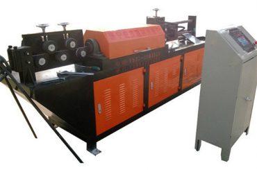 автоматическая гидравлическая машина для правки и резки проволоки